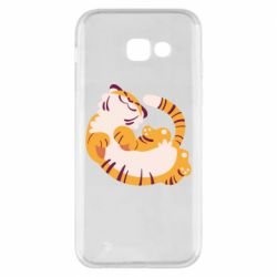 Чохол для Samsung A5 2017 Happy tiger