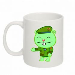 Кружка 320ml happy tree friends flippy