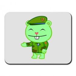 Коврик для мыши happy tree friends flippy - FatLine