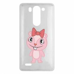 Чехол для LG G3 mini/G3s happy tree friends giggles - FatLine
