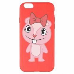 Чехол для iPhone 6 Plus/6S Plus happy tree friends giggles - FatLine