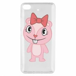 Чехол для Xiaomi Mi 5s happy tree friends giggles - FatLine
