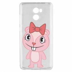 Чехол для Xiaomi Redmi 4 happy tree friends giggles - FatLine