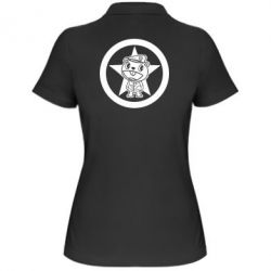 Женская футболка поло Happy Tree Friends - FatLine