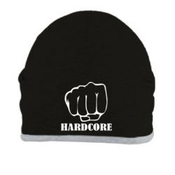 Шапка hardcore - FatLine