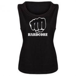 Майка жіноча hardcore - FatLine