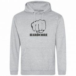 Толстовка hardcore - FatLine