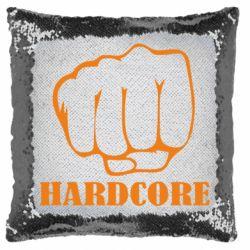Подушка-хамелеон hardcore