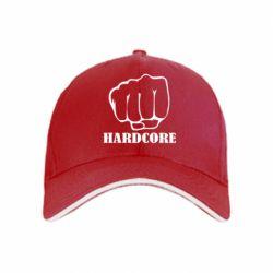 Кепка hardcore - FatLine