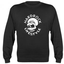 Реглан (свитшот) Hardrock lifestyle - FatLine