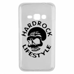 Чехол для Samsung J1 2016 Hardrock lifestyle - FatLine