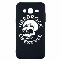 Чехол для Samsung J5 2015 Hardrock lifestyle - FatLine