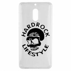 Чехол для Nokia 6 Hardrock lifestyle - FatLine