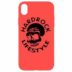Чохол для iPhone XR Hardrock lifestyle