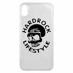 Чохол для iPhone Xs Max Hardrock lifestyle