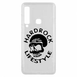 Чехол для Samsung A9 2018 Hardrock lifestyle - FatLine