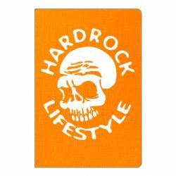 Блокнот А5 Hardrock lifestyle