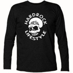 Футболка с длинным рукавом Hardrock lifestyle - FatLine