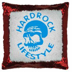 Подушка-хамелеон Hardrock lifestyle