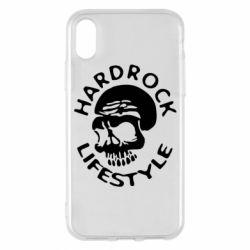 Чохол для iPhone X/Xs Hardrock lifestyle