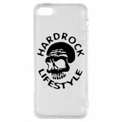 Чохол для iphone 5/5S/SE Hardrock lifestyle