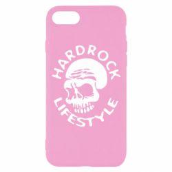 Чехол для iPhone 7 Hardrock lifestyle - FatLine