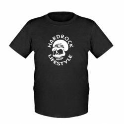 Дитяча футболка Hardrock lifestyle