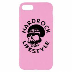 Чехол для iPhone 8 Hardrock lifestyle - FatLine