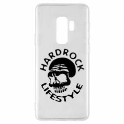 Чехол для Samsung S9+ Hardrock lifestyle - FatLine