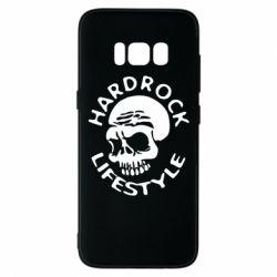 Чехол для Samsung S8 Hardrock lifestyle - FatLine