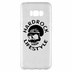 Чехол для Samsung S8+ Hardrock lifestyle - FatLine