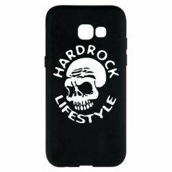 Чехол для Samsung A5 2017 Hardrock lifestyle - FatLine
