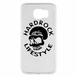 Чехол для Samsung S6 Hardrock lifestyle - FatLine