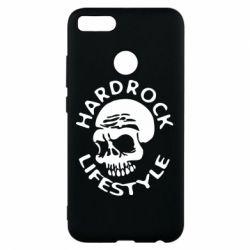 Чехол для Xiaomi Mi A1 Hardrock lifestyle - FatLine