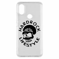 Чехол для Xiaomi Mi A2 Hardrock lifestyle - FatLine