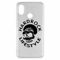 Чехол для Xiaomi Mi8 Hardrock lifestyle - FatLine