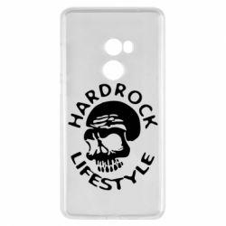 Чехол для Xiaomi Mi Mix 2 Hardrock lifestyle - FatLine