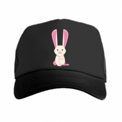 Кепка-тракер Hare with pink ears