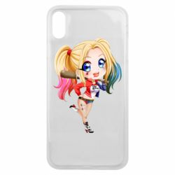 Чохол для iPhone Xs Max Harley quinn anime about tits