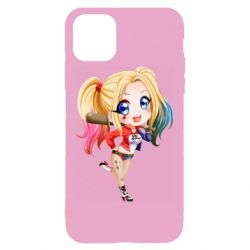 Чохол для iPhone 11 Pro Max Harley quinn anime about tits