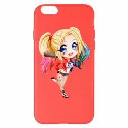 Чохол для iPhone 6 Plus/6S Plus Harley quinn anime about tits