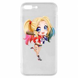 Чохол для iPhone 7 Plus Harley quinn anime about tits