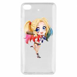 Чехол для Xiaomi Mi 5s Harley quinn anime about tits