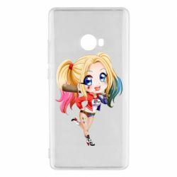 Чехол для Xiaomi Mi Note 2 Harley quinn anime about tits