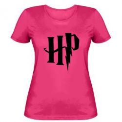 Жіноча футболка Harry Potter logo 1