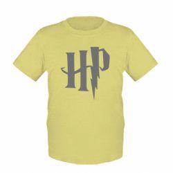 Дитяча футболка Harry Potter logo 1