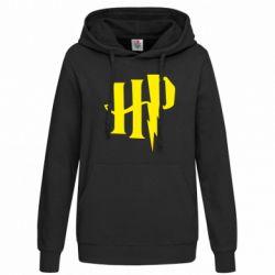 Толстовка жіноча Harry Potter logo 1