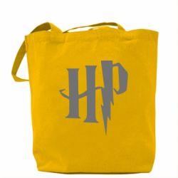 Сумка Harry Potter logo 1