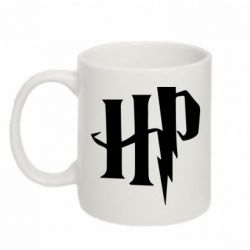 Кружка 320ml Harry Potter logo 1