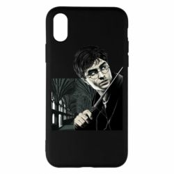 Чехол для iPhone X/Xs Harry Potter